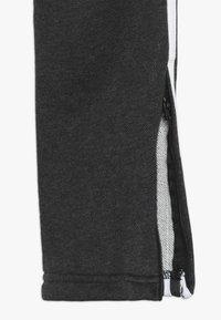 adidas Performance - TIRO 19 - Joggebukse - black melange/white - 2