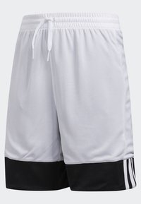 adidas Performance - 3G SPEED REVERSIBLE SHORTS - Urheilushortsit - black/white - 3