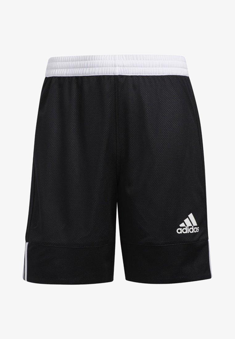 adidas Performance - 3G SPEED REVERSIBLE SHORTS - kurze Sporthose - black/white