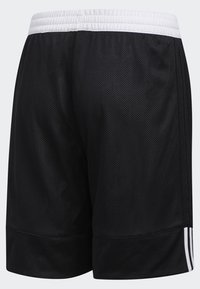 adidas Performance - 3G SPEED REVERSIBLE SHORTS - Urheilushortsit - black/white - 1