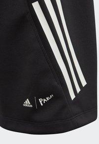 adidas Performance - PARLEY SHORTS - Sports shorts - black - 4