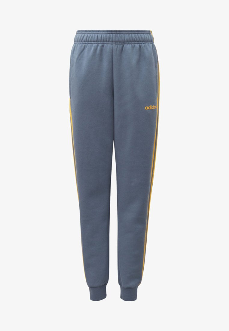 adidas Performance - ESSENTIALS 3-STRIPES JOGGERS - Träningsbyxor - blue