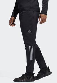 adidas Performance - CLIMAHEAT JOGGERS - Jogginghose - black - 3