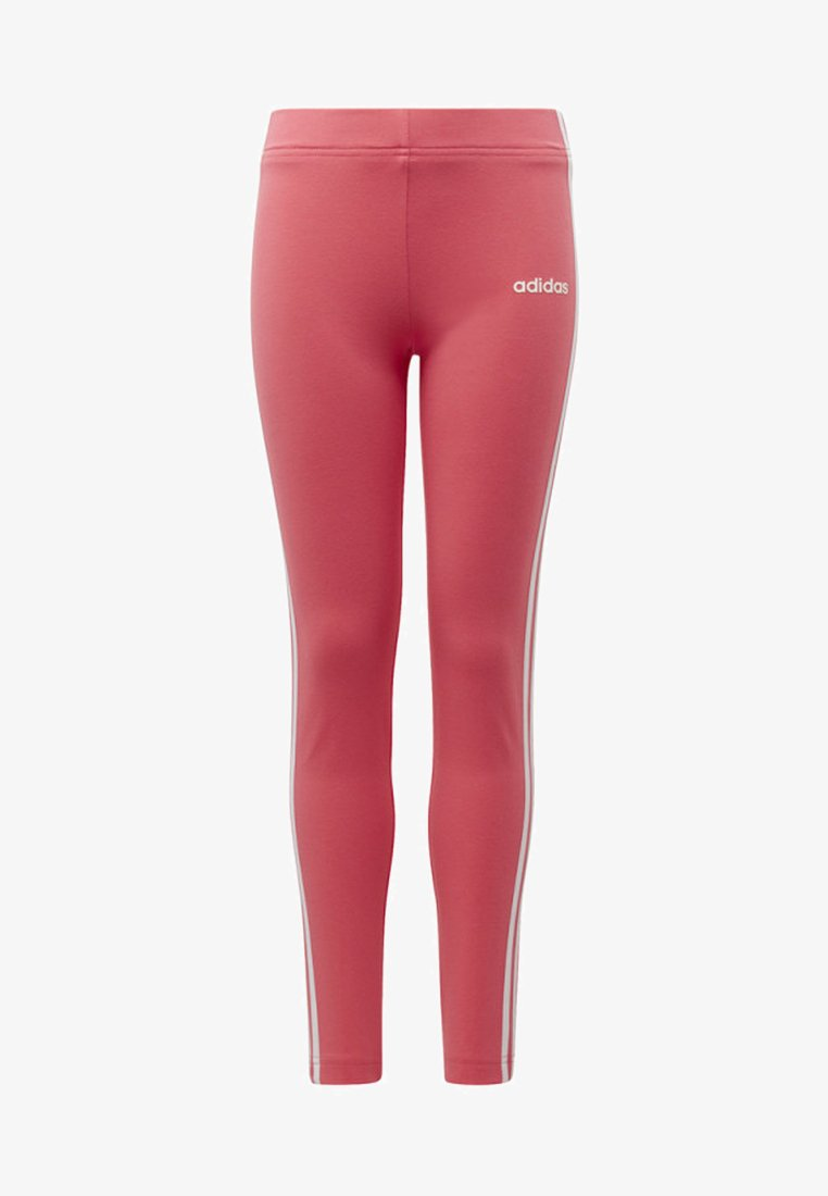 adidas Performance - ESSENTIALS 3-STRIPES LEGGINGS - Tights - pink