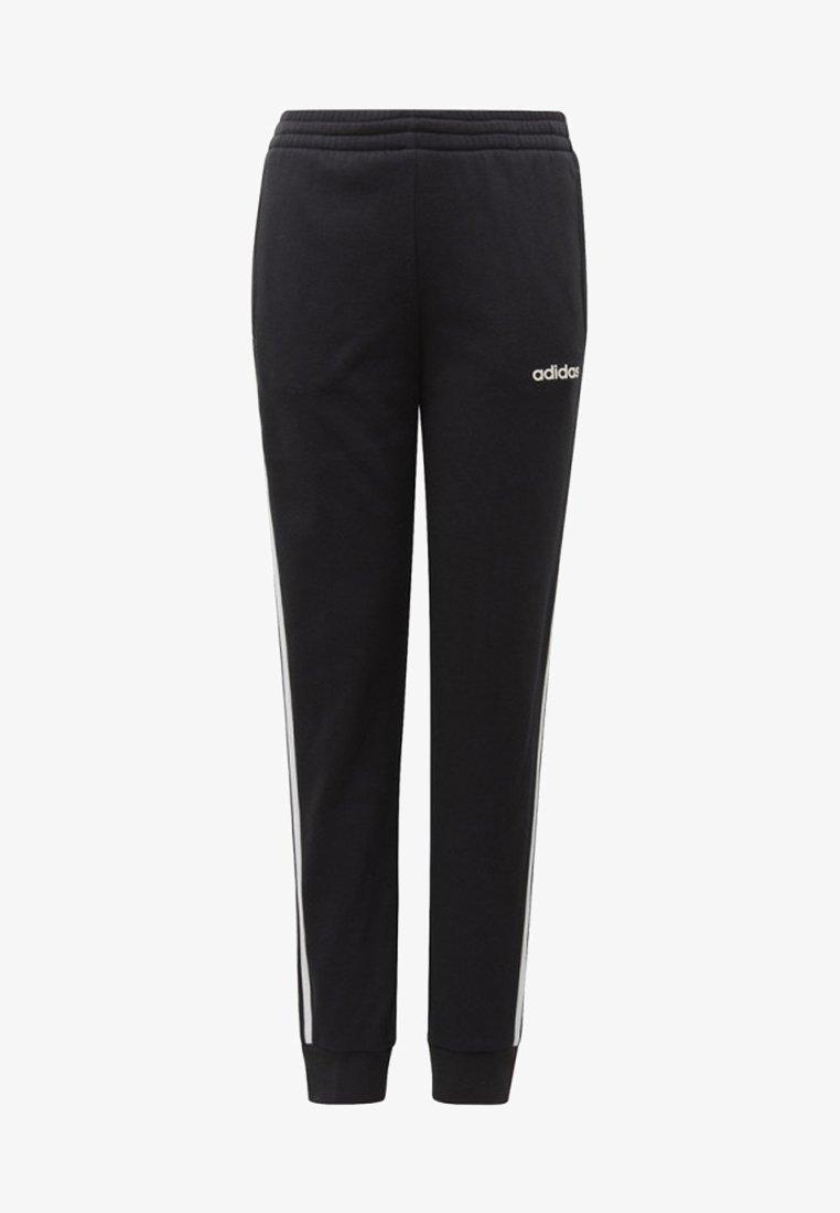 adidas Performance - 3-STRIPES JOGGERS - Pantaloni sportivi - black