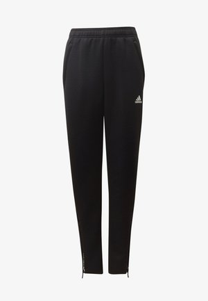 CLIMAWARM TAPERED JOGGERS - Joggebukse - black