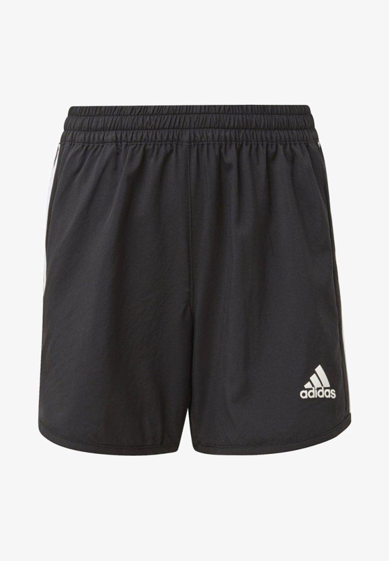 adidas Performance - EQUIPMENT LONG SHORTS - Korte broeken - black