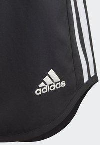 adidas Performance - EQUIPMENT LONG SHORTS - Korte broeken - black - 3