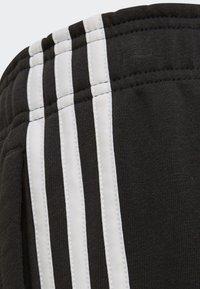 adidas Performance - MUST HAVES 3-STRIPES SHORTS - Sports shorts - black - 4