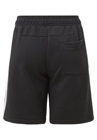 adidas Performance - MUST HAVES 3-STRIPES SHORTS - Sports shorts - black - 1