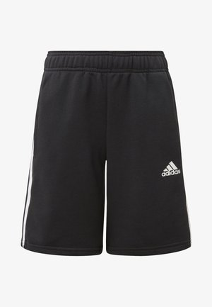 MUST HAVES 3-STRIPES SHORTS - Korte broeken - black