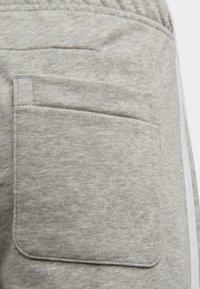adidas Performance - MUST HAVES 3-STRIPES SHORTS - Sports shorts - grey - 4