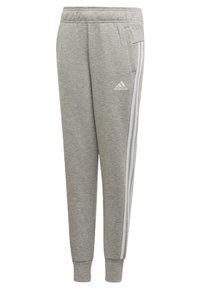 adidas Performance - MUST HAVES 3-STRIPES TRACKSUIT BOTTOMS - Pantalon de survêtement - grey - 5