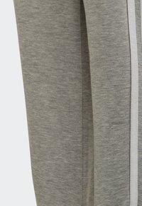 adidas Performance - MUST HAVES 3-STRIPES TRACKSUIT BOTTOMS - Pantalon de survêtement - grey - 3