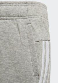 adidas Performance - MUST HAVES 3-STRIPES TRACKSUIT BOTTOMS - Pantalon de survêtement - grey - 2