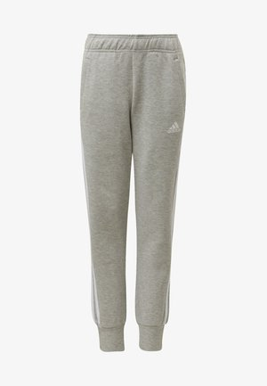 MUST HAVES 3-STRIPES TRACKSUIT BOTTOMS - Tracksuit bottoms - grey