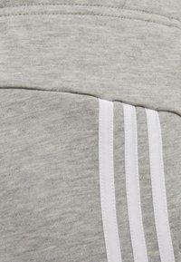 adidas Performance - MUST HAVES 3-STRIPES TRACKSUIT BOTTOMS - Pantalon de survêtement - grey - 4