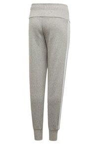 adidas Performance - MUST HAVES 3-STRIPES TRACKSUIT BOTTOMS - Pantalon de survêtement - grey - 6