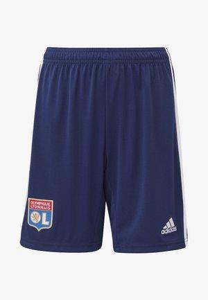OLYMPIQUE LYONNAIS AWAY  - Korte sportsbukser - blue