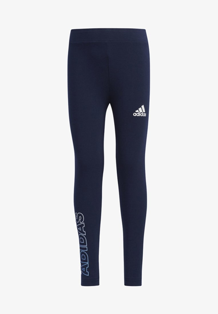 adidas Performance - LEGGINGS - Leggings - blue