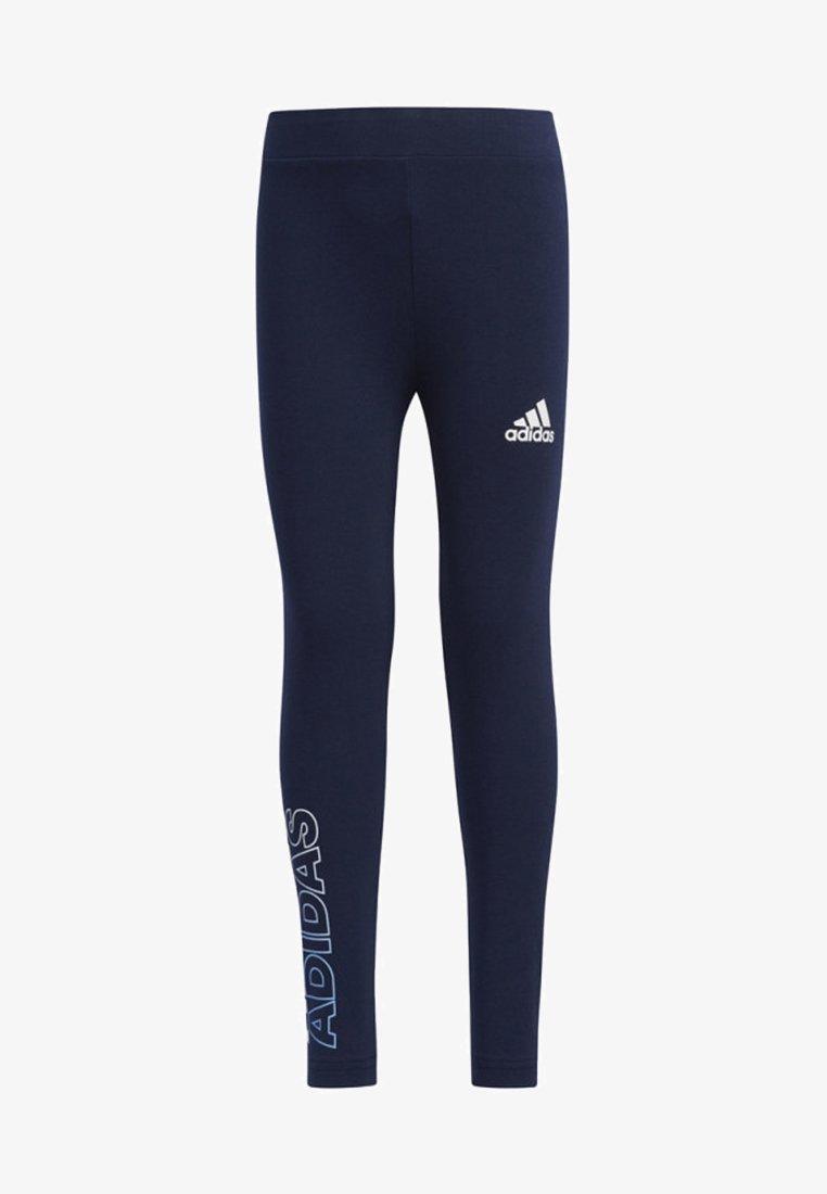 adidas Performance - LEGGINGS - Legging - blue