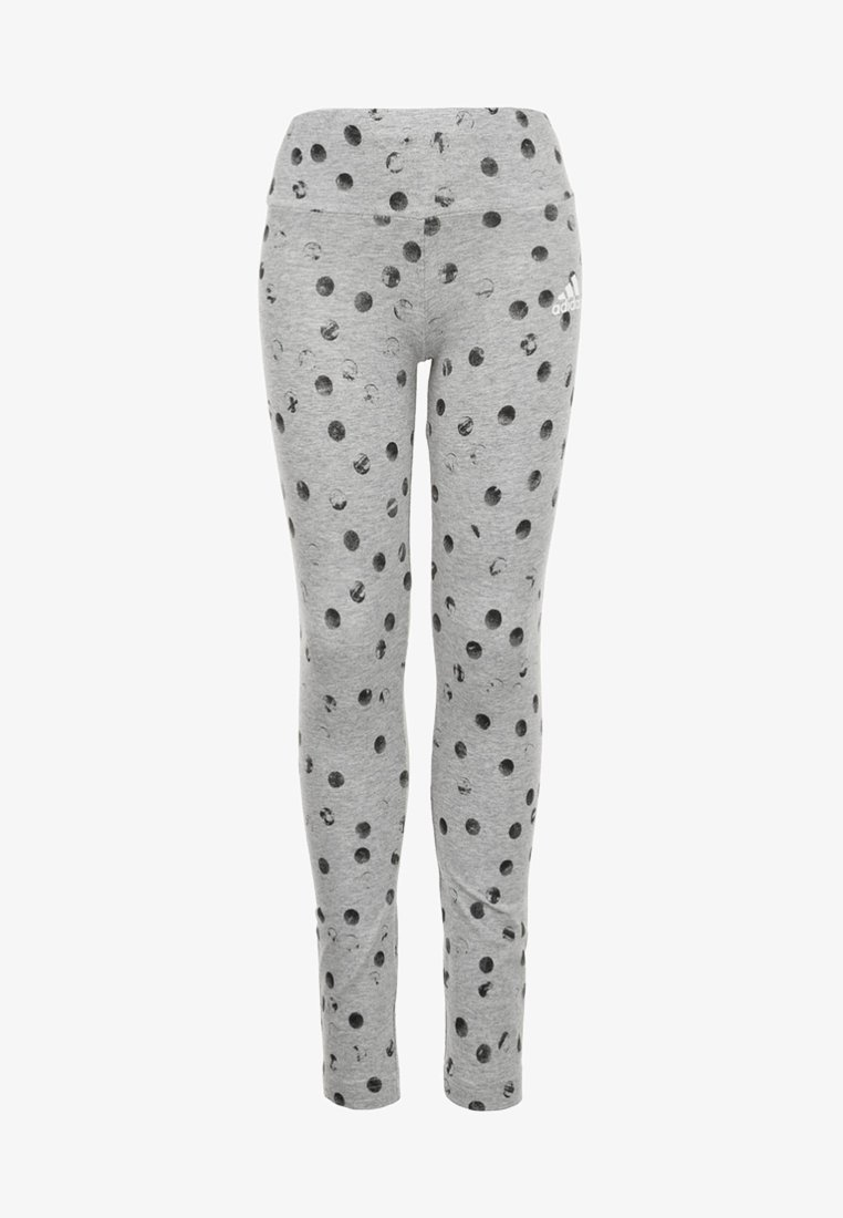 adidas Performance - Legging - medium grey heather