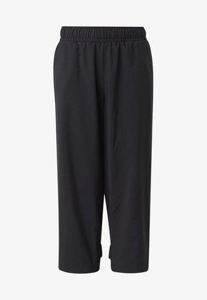 ID JOGGERS - Pantalon classique - black