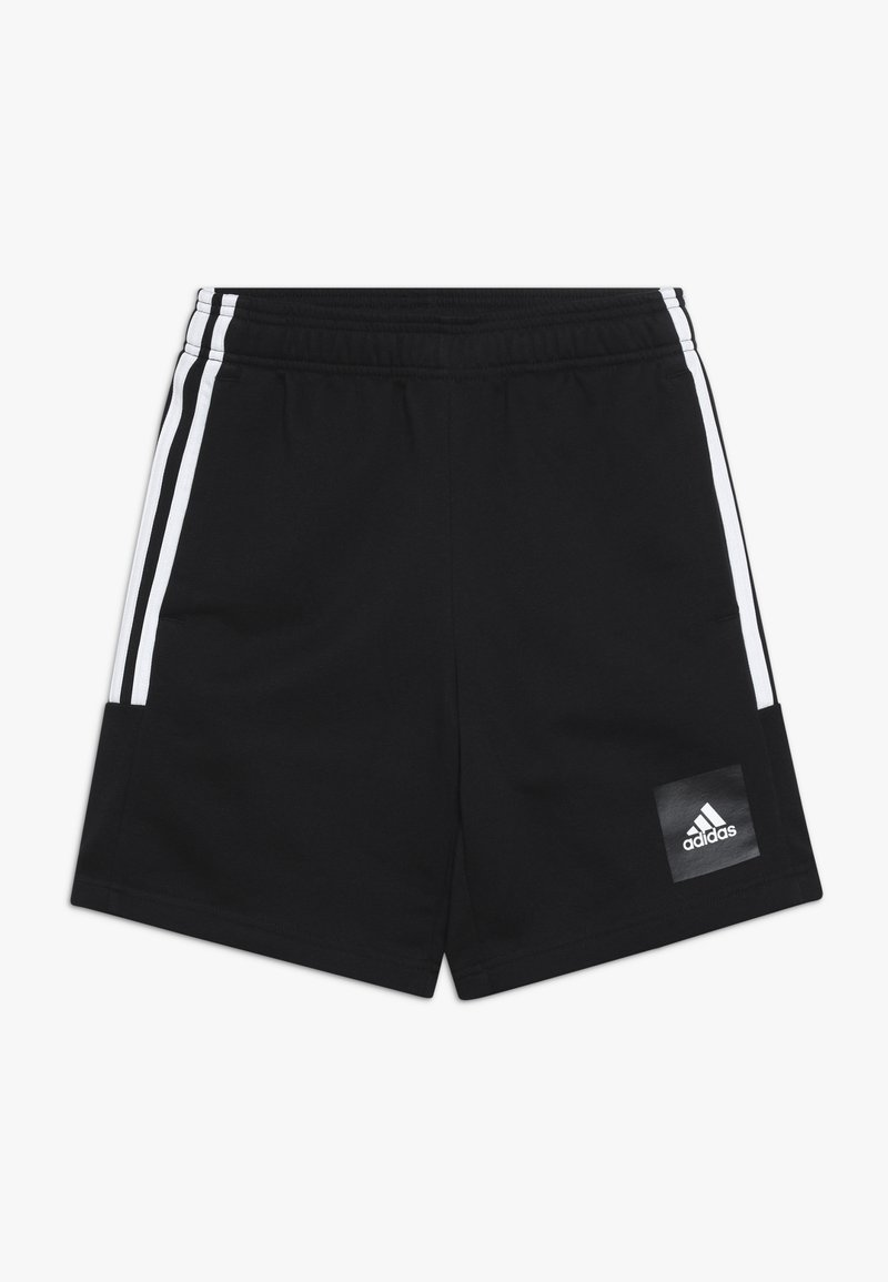 adidas Performance - SHORT - Pantalón corto de deporte - black/white
