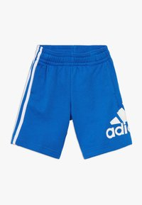 adidas Performance - YOUNG BOYS MUST HAVE SPORT 1/4 SHORTS - Short de sport - blue/white - 0