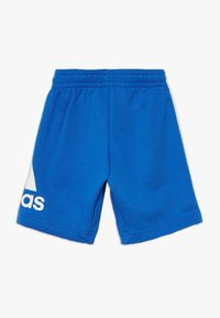 adidas Performance - YOUNG BOYS MUST HAVE SPORT 1/4 SHORTS - Short de sport - blue/white - 1