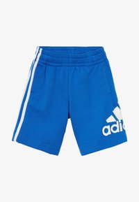 adidas Performance - YOUNG BOYS MUST HAVE SPORT 1/4 SHORTS - Short de sport - blue/white - 2