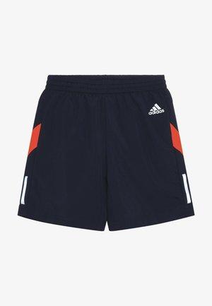 RUN - Short de sport - collegiate navy/red/silver