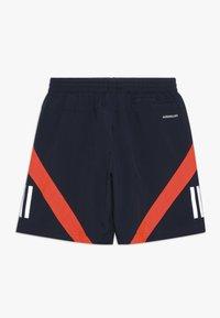 adidas Performance - RUN - Pantalón corto de deporte - collegiate navy/red/silver - 1
