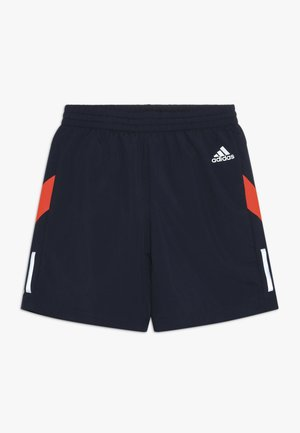 RUN - Short de sport - collegiate navy/red/silver