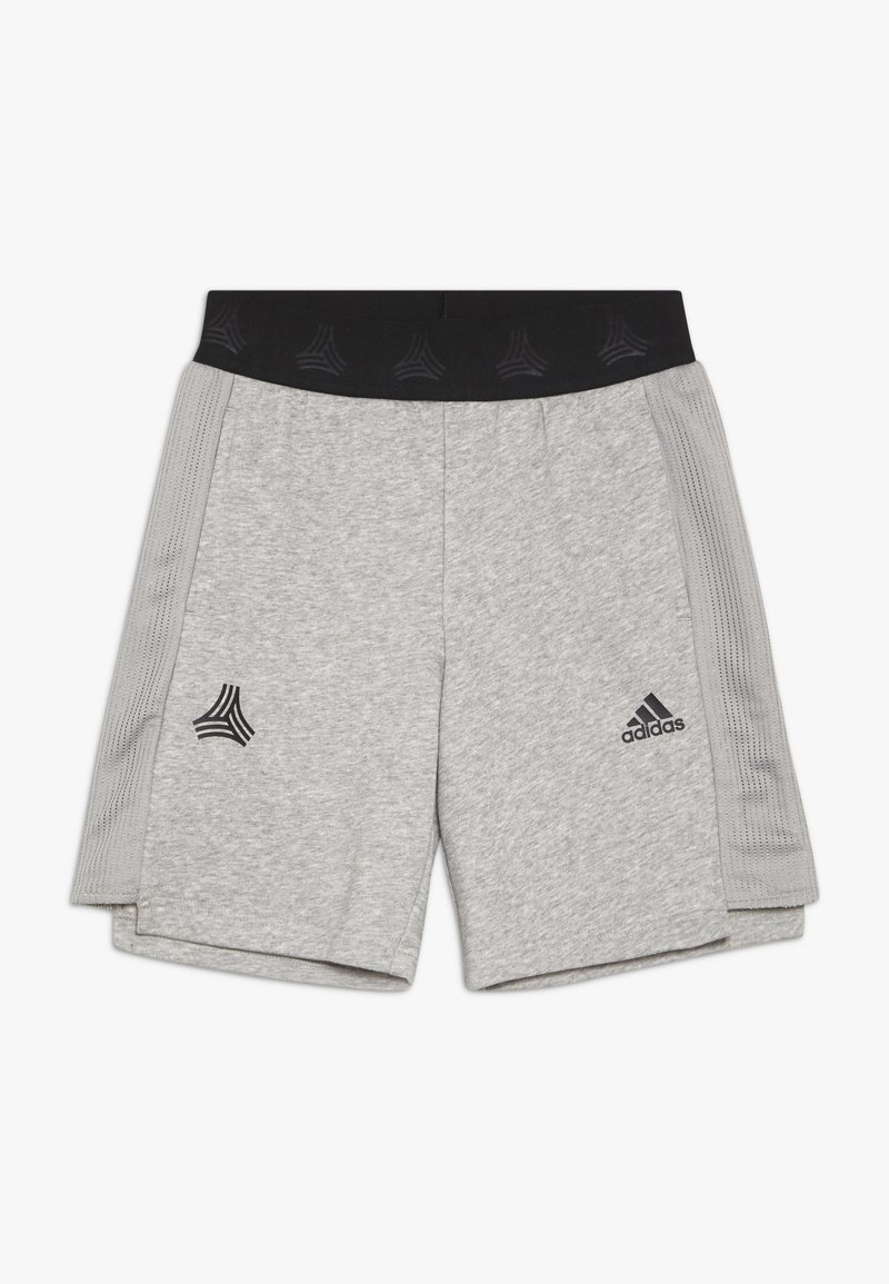 adidas Performance - Sports shorts - medium grey heather/black