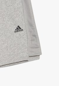 adidas Performance - Sports shorts - medium grey heather/black - 3