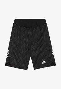 adidas Performance - JB TR XFG SH - Urheilushortsit - black/white - 3