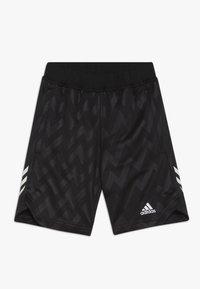 adidas Performance - JB TR XFG SH - Urheilushortsit - black/white - 0
