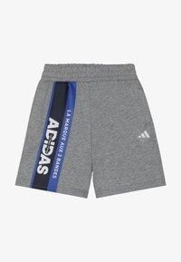 adidas Performance - SHORT - Sportovní kraťasy - mottled grey - 3