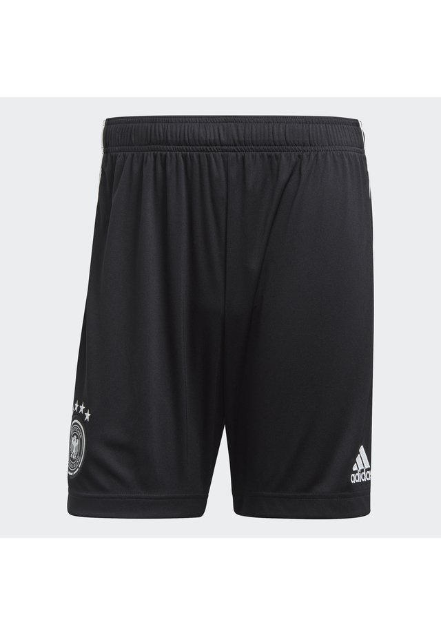 DEUTSCHLAND DFB HEIMSHORTS - Sports shorts - black/white