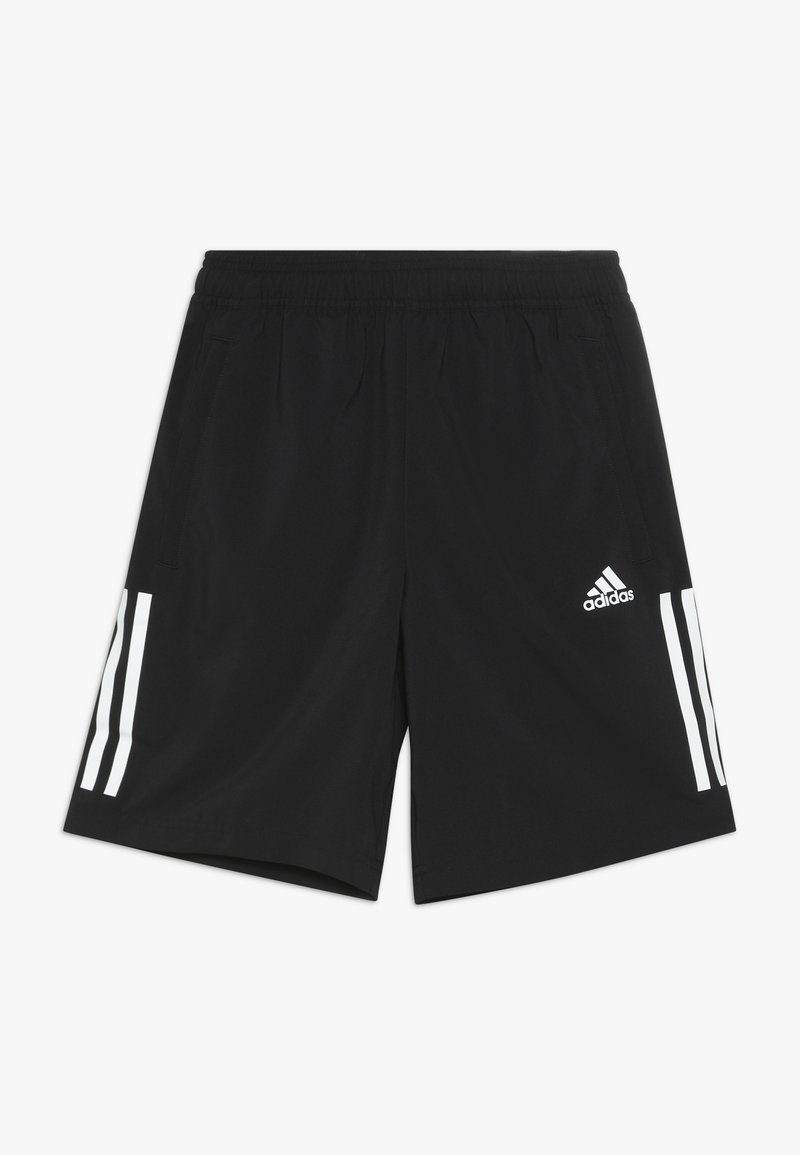 adidas Performance - Korte broeken - black/white