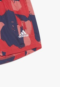 adidas Performance - SHORT - Pantaloncini sportivi - pantone/core pink/tech indigo - 3