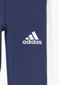 adidas Performance - JG A BOLD TIGHT - Legging - tecind/white - 3