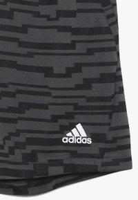 adidas Performance - Sportovní kraťasy - black/gresix - 2
