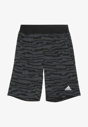 Korte broeken - black/gresix