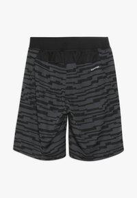 adidas Performance - Sportovní kraťasy - black/gresix - 1