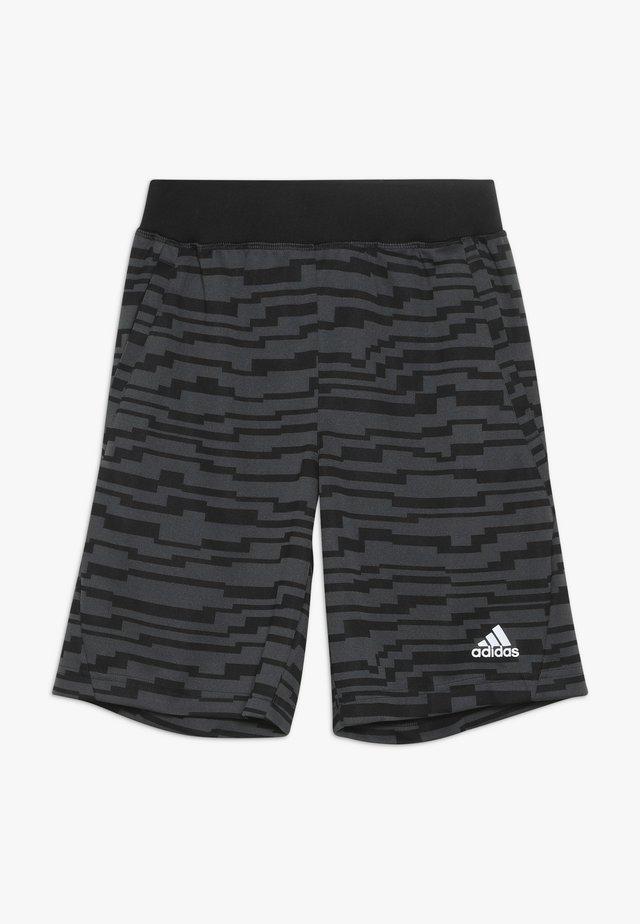 Pantalón corto de deporte - black/gresix