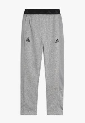 TIRO - Pantalon de survêtement - medium grey heather/black