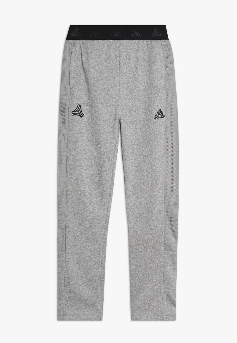 adidas Performance - TIRO - Pantalon de survêtement - medium grey heather/black