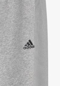 adidas Performance - TIRO - Pantalon de survêtement - medium grey heather/black - 4